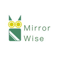 Mirror Wise Logo